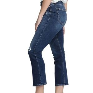 Silver Jeans High Note Boot Crop